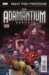 hunt for wolverine: the adamantium agenda #3