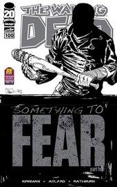 The Walking Dead #100 San Diego Comic-Con International Variant