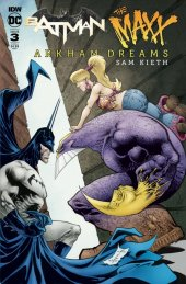 Batman / The Maxx: Arkham Dreams #3