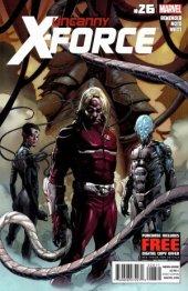 Uncanny X-Force #26