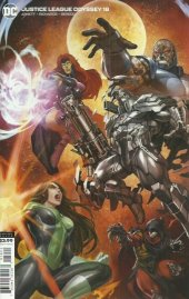 Justice League Odyssey #18 Variant Edition