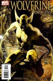 Wolverine: Origins #3 Simone Bianchi Variant
