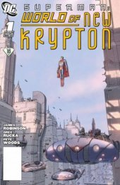 Superman: World of New Krypton #1 Variant Edition