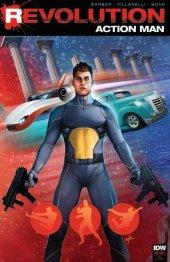 Action Man: Revolution #1 Variant Edition