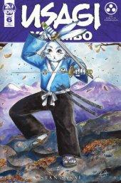 Usagi Yojimbo #6 Tessa Rose cover