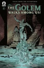 The Golem Walks Among Us #1