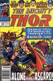 The Mighty Thor #434 Newsstand Edition