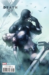 death of x #1 choi connecting a variant