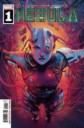 Nebula #1 Original Cover