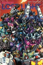 Transformers: Lost Light #18 Cover B Milne Variant