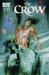 The Crow: Death and Rebirth #1 10 Copy Incv