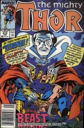 The Mighty Thor #413 Newsstand Edition