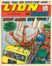 Lion #February 16th, 1974