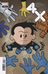 X-Men / Fantastic Four #4 Eliopoulos Variant