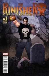 The Punisher Annual #1 A Variant