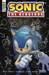 Sonic the Hedgehog #26 Original Cover