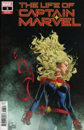 The Life of Captain Marvel #3 Joe Quesada Variant
