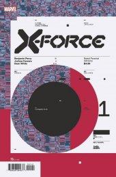 X-Force #1 1:10 Muller Design Variant