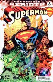 Superman #1 2nd Printing