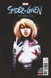 Spider-Gwen #24 2nd Printing
