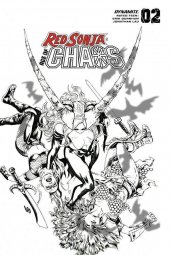 Red Sonja: Age of Chaos #2 1:35 Incentive