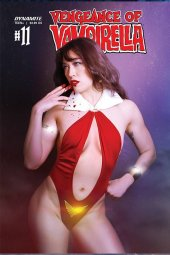 Vengeance of Vampirella #11 Cover D Lee Cosplay