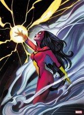 Spider-Woman #5 1:100 Momoko Virgin Variant
