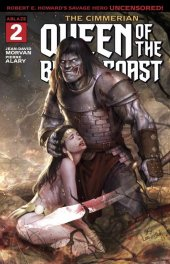 Cimmerian: Queen of the Black Coast #2 1:10 Cover D In-Hyuk Lee