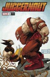 Juggernaut #1 Sam Keith Variant