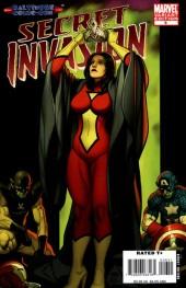 Secret Invasion #6 Baltimore ComiCon Cover