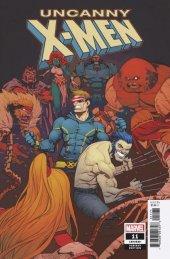 Uncanny X-Men #11 Eduard Petrovich Variant