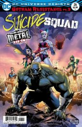 Suicide Squad #26 Variant Edition