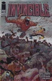Invincible #100 Chromium Edition