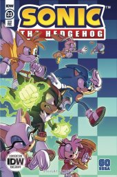 Sonic the Hedgehog #33 NYCC 2020 Exclusive - Ltd. 700
