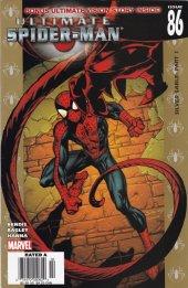 Ultimate Spider-Man #86 Newsstand Edition