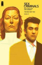 Sex Criminals #27 Original Cover