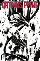 Optimus Prime #21 RI Cover