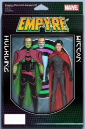 Empyre: Aftermath - Avengers #1 Christopher Action Figure Variant