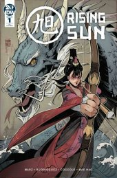 Rising Sun #1 1:10 Incentive Variant