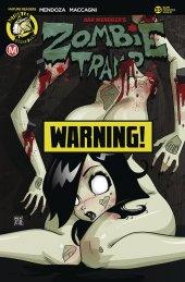Zombie Tramp #55 Cover F Mendoza Risque B