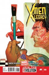 X-Men: Legacy #8