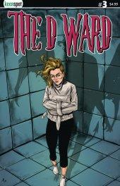 The D Ward #3 Original Cover