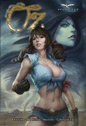 grimm fairy tales presents oz hc