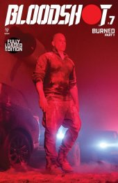 Bloodshot #7 Cover E