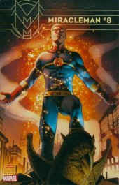 Miracleman #8 Keown Variant