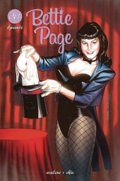 Bettie Page #1 Cover C Williams