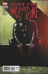 Hunt for Wolverine #1 2nd Printing