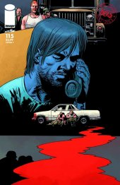 The Walking Dead #115 Cover F