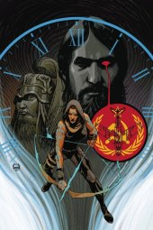Artemis & the Assassin #1 1:15 Johnson Cover