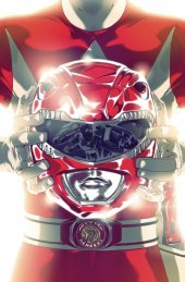 mighty morphin power rangers #41 foil montes variant